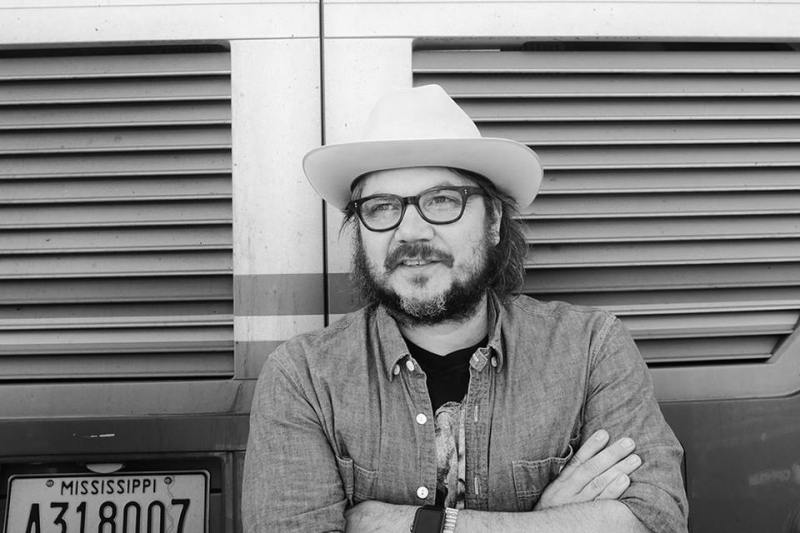 Jeff Tweedy 2018 Los Angeles Theatre At Ace Hotel Downtown Solo WIlco