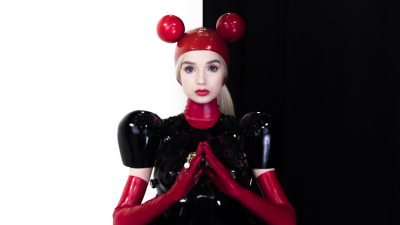 Poppy 2018 Los Angeles Wiltern Koreatown Am I A Girl Halloween