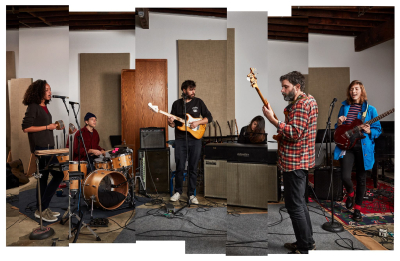 Dirty Projectors 2018 Los Angeles Zebulon Lamp Lit Prose KCRW Morning Becomes Eclectic