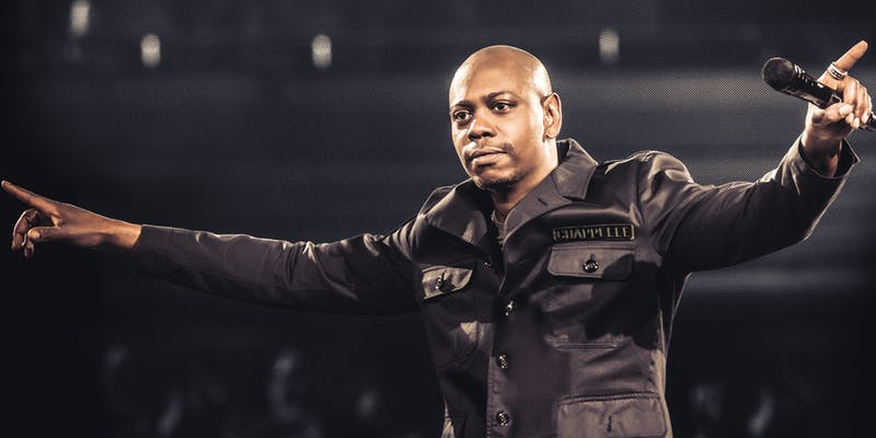 Dave Chappelle 2018 Los Angeles The Lodge Room Highland Park The Age of Spin Deep in the Heart of Texas Equanimity The Bird Revelation