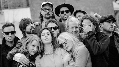 Broken Social Scene Contest 2018 Los Angeles Troubadour West Hollywood Music Tastes Good Music Festival Hug Of Thunder
