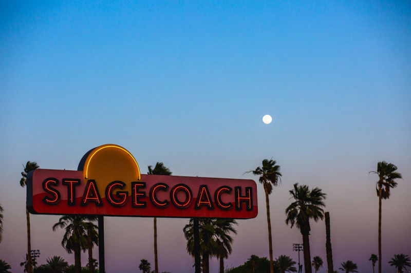 Stagecoach 2019 Empire Polo Club Country Music Festival Luke Bryan Sam Hunt Jason Aldean Lauren Alaina Kane Brown Luke Combs Tom Jones Lynyrd Skynyrd Old Dominion Cole Swindell Rita Wilson