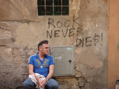 Morrissey 2018 Los Angeles Microsoft Theater Downtown Queen Mary Long Beach Tropicalia San Diego The Smiths Jacobs Music Center's Copley Symphony Hall Low in High School Dia De Los Muertos