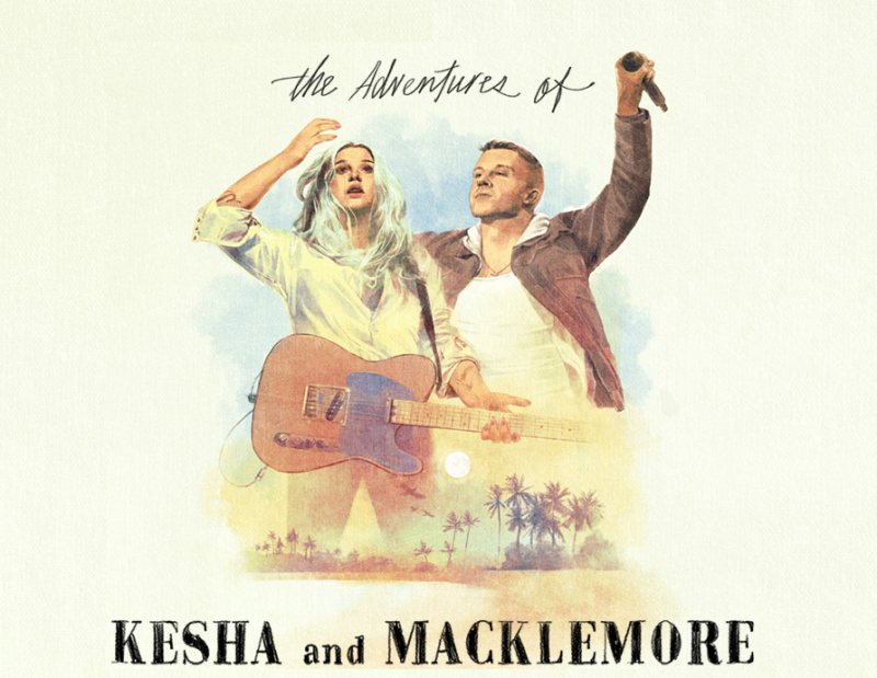 Kesha 2018 Los Angeles Macklemore The Forum Inglewood The Adventures Of Tour