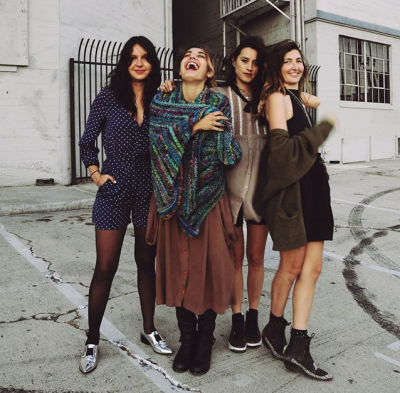 Warpaint 2019 Los Angeles Echoplex Echo Park SWIMM 15 Year Anniversary Love You Down Three