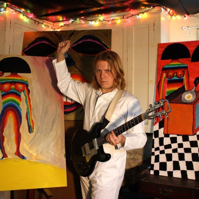 Ty Segall 2018 Los Angeles Zebulon California Fire Relief Benefit Acoustic Grave Zone Imaad Wasif Aaron M Olsen