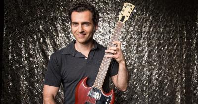 Dweezil Zappa 2018 Los Angeles Fonda Theatre Hollywood Choice Cuts Tour Frank Zappa