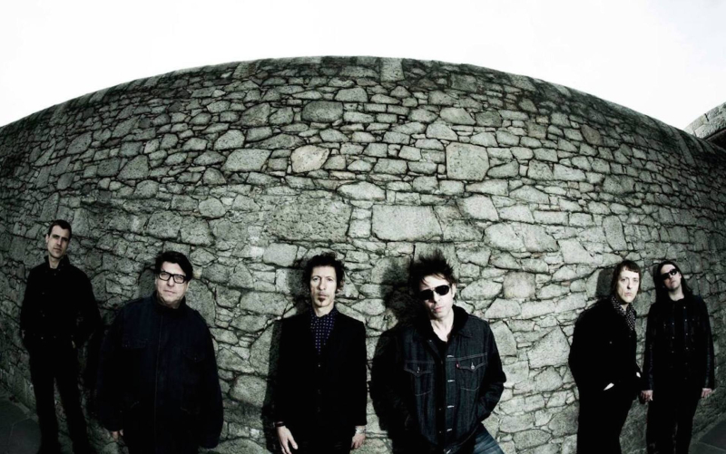 Echo and the Bunnymen 2018 Los Angeles Cathedral Sanctuary at Immanuel Presbyterian Church Koreatown The Stars The Oceans The Moon Enation