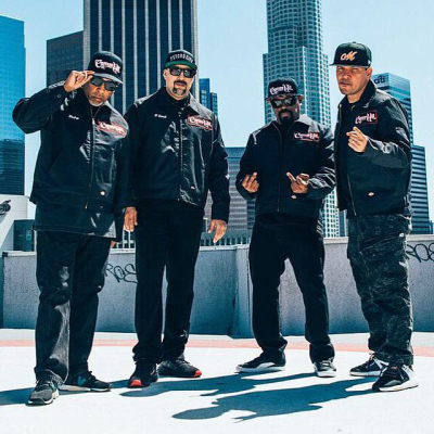 Cypress Hill 2018 Los Angeles The Roxy West Hollywood El Rey Theatre Citizens Business Bank Arena The Great American Smokeout Elephants On Acid