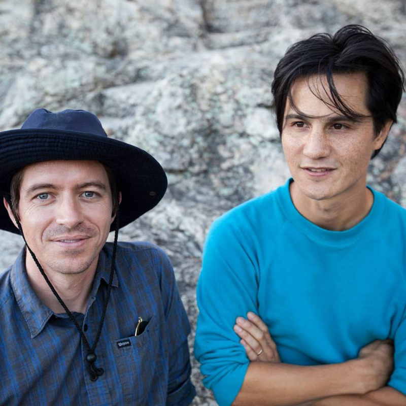 The Dodos 2018 Los Angeles Moroccan Lounge Downtown Certainty Waves Prism Tats