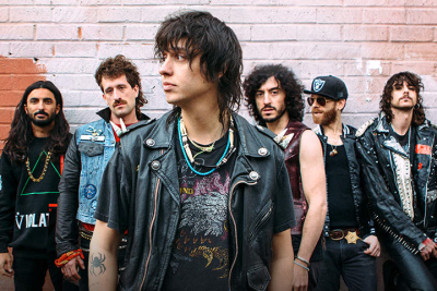 The Voidz 2019 Los Angeles Wiltern Koreatown Julian Casablancas The Strokes Solo Side Project Virtue No Age Promiseland