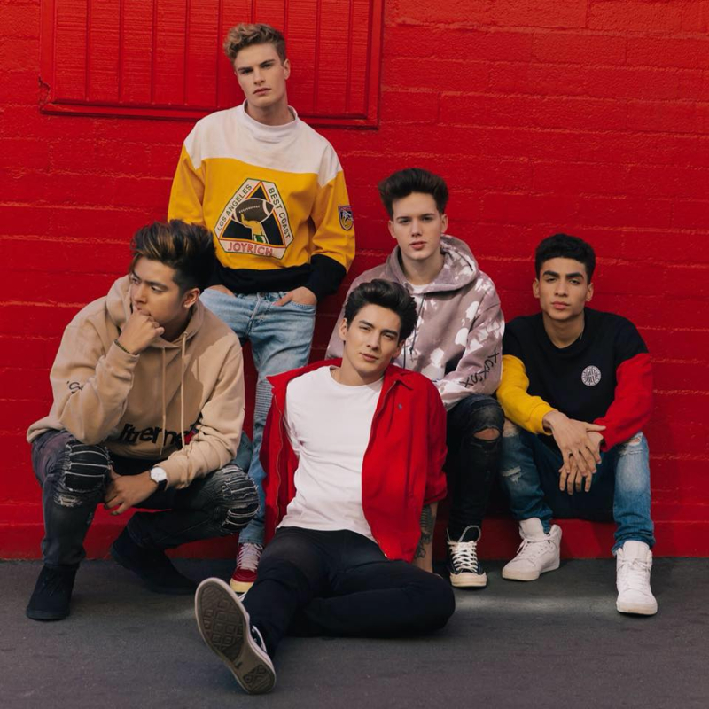 In Real Life 2018 Los Angeles Troubadour West Hollywood The Parish House Of Blues Anaheim IRL Jagmac Spencer Sutherland