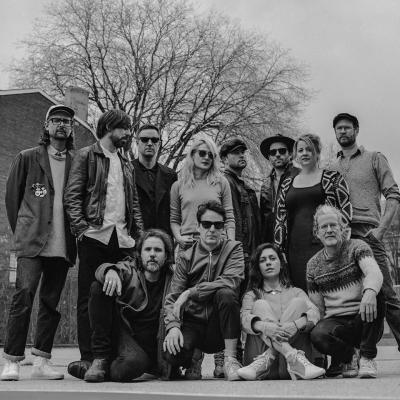 Broken Social Scene 2018 Los Angeles Troubadour West Hollywood Music Tastes Good Music Festival Hug Of Thunder