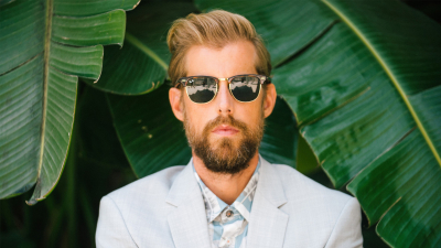 Andrew McMahon In The Wilderness 2019 Los Angeles Orpheum Theatre Downtown Upside Down Flowers Flor Grizfolk
