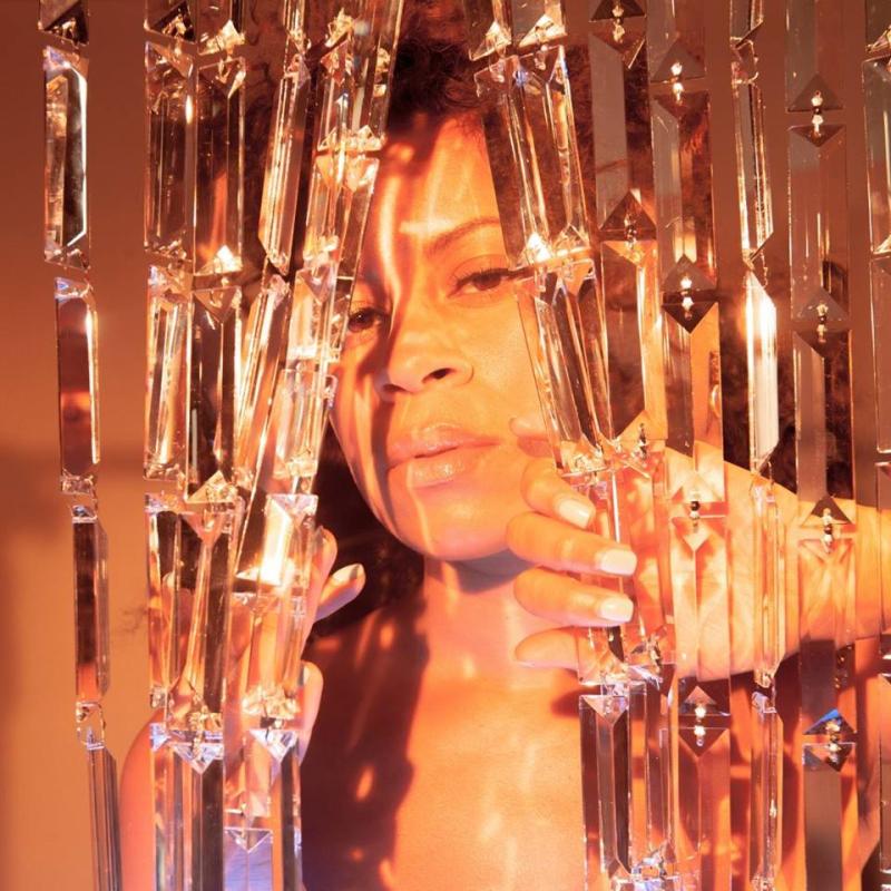 AlunaGeorge 2018 Los Angeles Troubadour West Hollywood Champagne Eyes EP Aluna Francis George Reid