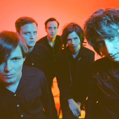 The Horrors 2018 Los Angeles The Regent Theater Downtown V Machineheart