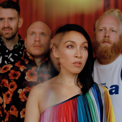 Little Dragon 2018 Los Angeles Amoeba Music Hollywood Lover Chanting EP Camp Flog Gnaw Dodger Stadium In-Store