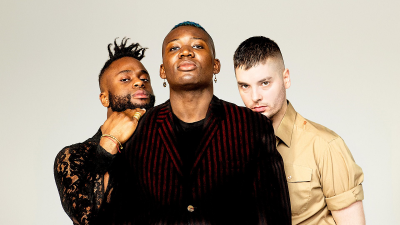 Young Fathers 2018 Los Angeles Fonda Theatre Hollywood Cocoa Sugar Algiers