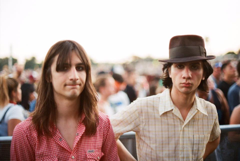 The Lemon Twigs 2018 Los Angeles The Masonic Lodge Hollywood Forever Hollywood Bowl Arctic Monkeys Mini Mansions Go To School