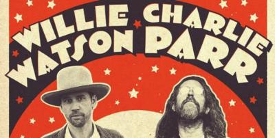 Charlie Parr Willie Watson 2019 Los Angeles Troubadour West Hollywood Dog Folk Singer Volume 2