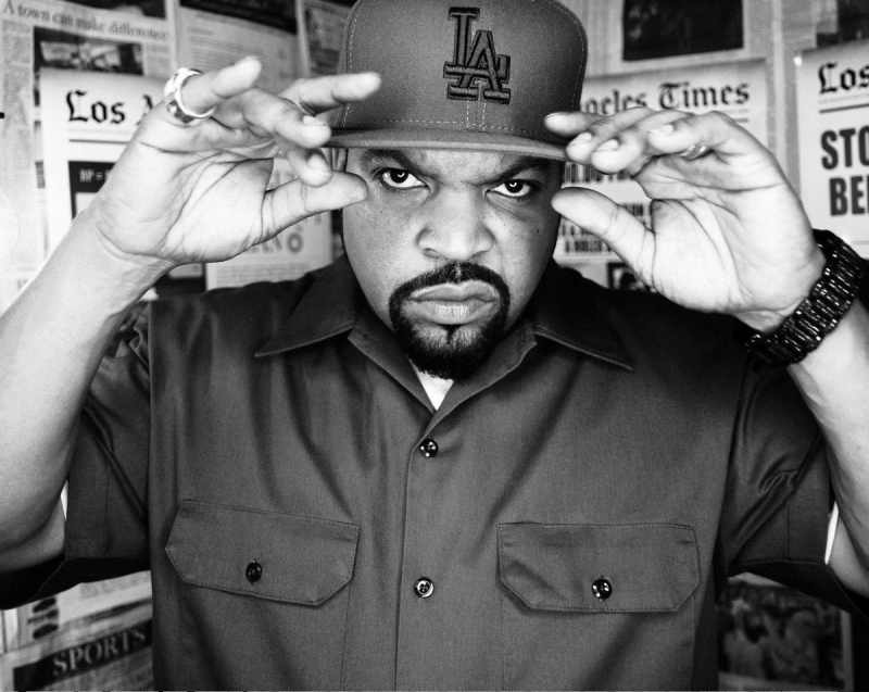 Ice Cube 2018 Los Angeles Amoeba Music Hollywood Everythangs Corrupt