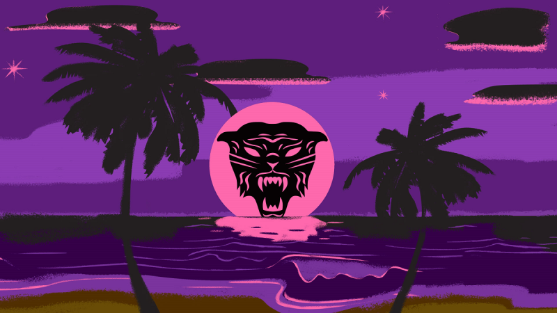 Tiger Army 2018 Los Angeles Tiki-Ti Hollywood Dark Paradise EP TigerBat Tiki Mug