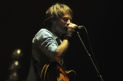Thom Yorke 2018 Los Angeles Orpheum Theatre Downtown Tomorrows Modern Boxes Radiohead San Diego The Observatory Oliver Coates