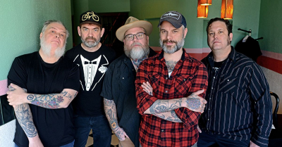Lucero 2018 Los Angeles El Rey Theatre Among The Ghosts
