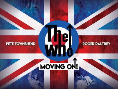 The Who 2019 Los Angeles Hollywood Bowl Moving On Tour Orchestra