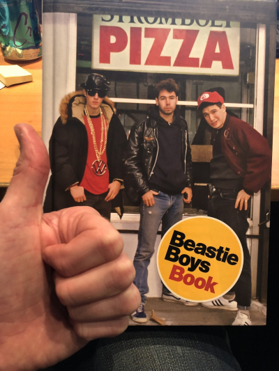 Beastie Boys 2018 Los Angeles Montalban Theatre Hollywood Mike D Ad Rock Mix Master Mike Beyond The Streets