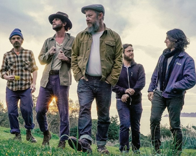 Langhorne Slim 2018 Los Angeles Troubadour West Hollywood Hardly Strictly Bluegrass San Francisco Golden Gate Park The Lost At Last Band Laura Jean Anderson
