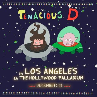 sprzedaż online świetne oferty niepokonany x Tenacious D at the Hollywood Palladium (The Scenestar)