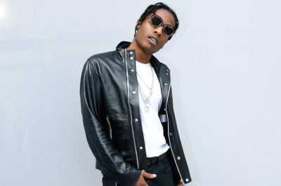 ASAP Rocky 2019 Los Angeles The Forum Inglewood Injured Generation Tour