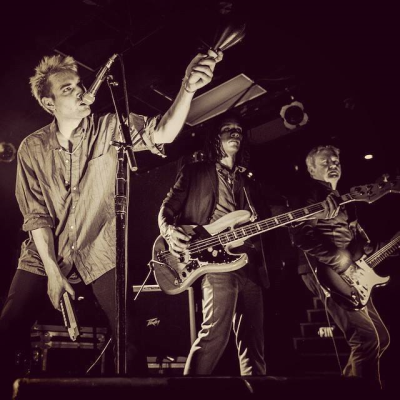 Gang of Four 2019 Tustin Martys On Newport Los Angeles The Roxy West Hollywood Paper Thin Happy Now