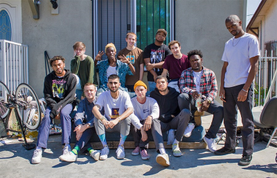 Brockhampton 2018 Santa Ana The Observatory Los Angeles Shrine Expo Hall Camp Flog Gnaw Dodger Stadium Iridescence