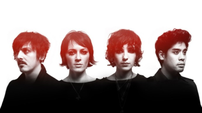 Ladytron 2019 Los Angeles Fonda Theatre Hollywood Self-Titled Second Show
