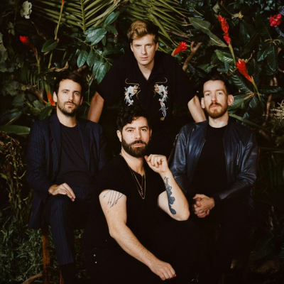 Foals 2019 Los Angeles Shrine Expo Hall Everything Not Saved Will Be Lost