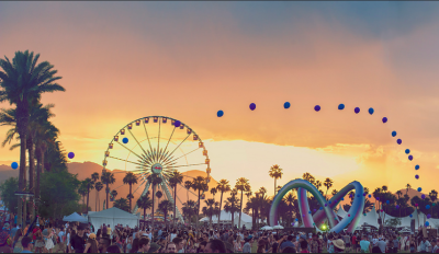 Coachella 2019 Localchella Goldenvoice Presents April Side Shows