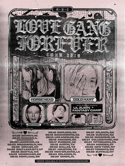 The Love Gang Forever Tour