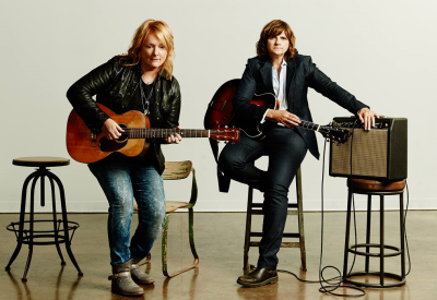 The Indigo Girls