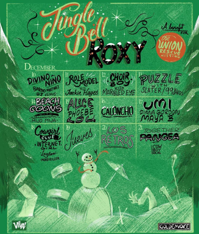 Jingle Bell Roxy 2019