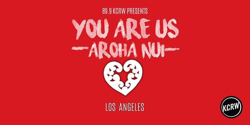 You Are Us Aroha Nui Benefit Show