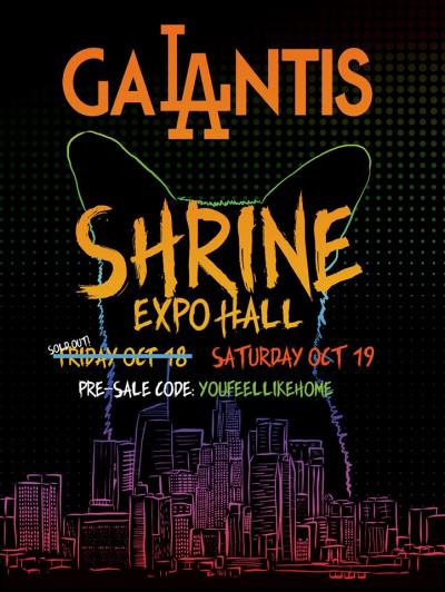 Galantis Poster