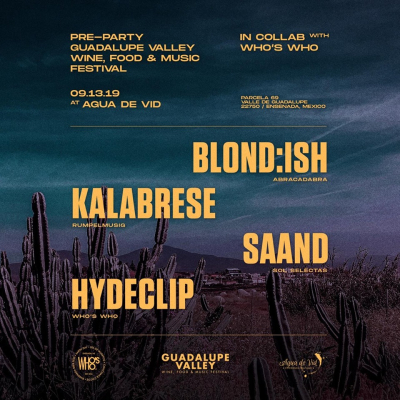 Guadalupe Valley Fest 2019 Preparty