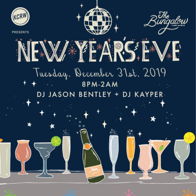 The Bungalow New Years Eve 2020