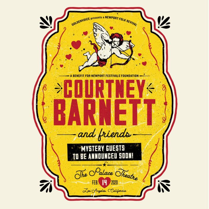 Courtney Barnett Los Angeles