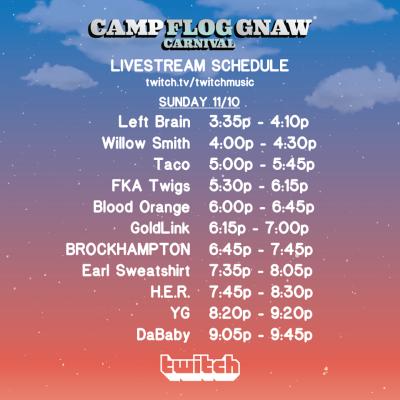 Camp Flow Gnaw 2019 Stream Switch