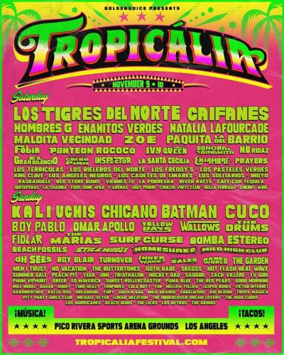 Tropicalia 2019