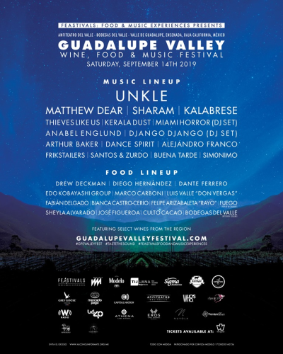 Guadalupe Valley Fest 2019