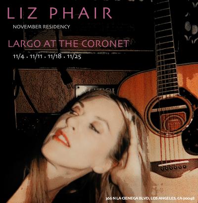 Liz Phair Residency